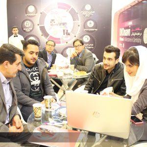 استقبال بالای دندانپزشکان از دندانپزشکی دیجیتال شرکت دایوپارس در نهمین سمینار علمی کاربردی دندانپزشکی شیراز